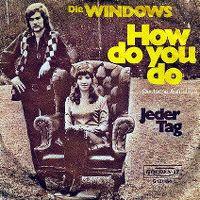 Cover Die Windows - How Do You Do [deutsch]